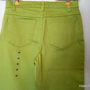 Style & Co. Petites NWT colored denim Jeans